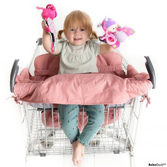 BEBEDOCK® - Husă pentru căruciorul de cumpărături