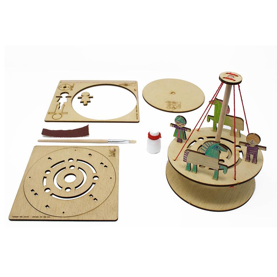 CARUSELUL - kit de asamblare