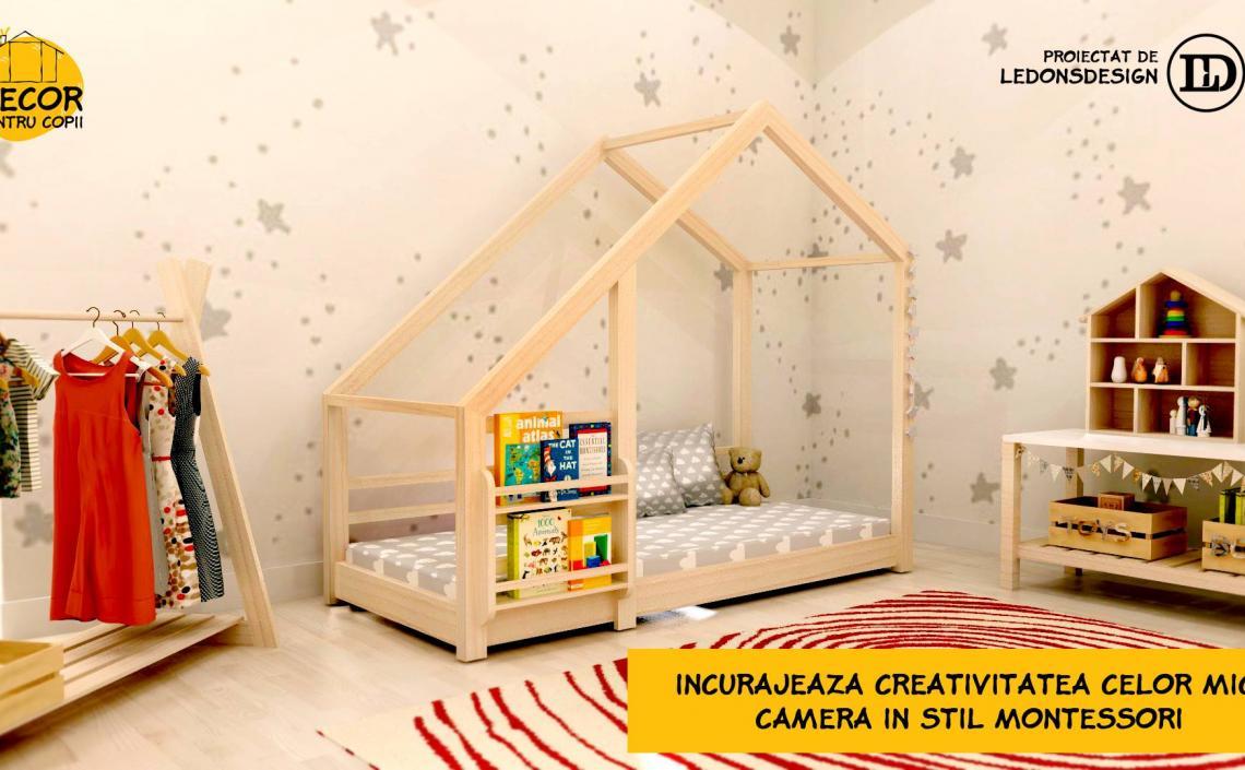 Ce înseamnă pentru copil să aibă propria lui camera?