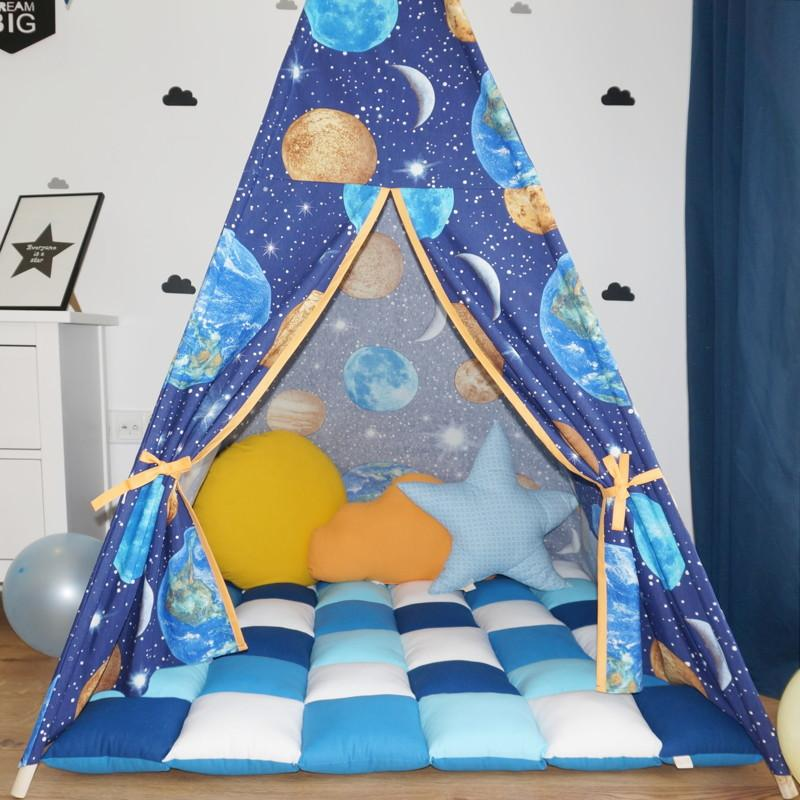COSMOS - cort de joacă Teepee - 9301