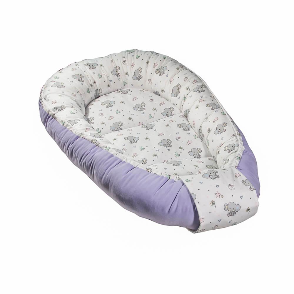 ELEFHANT - culcuș babynest