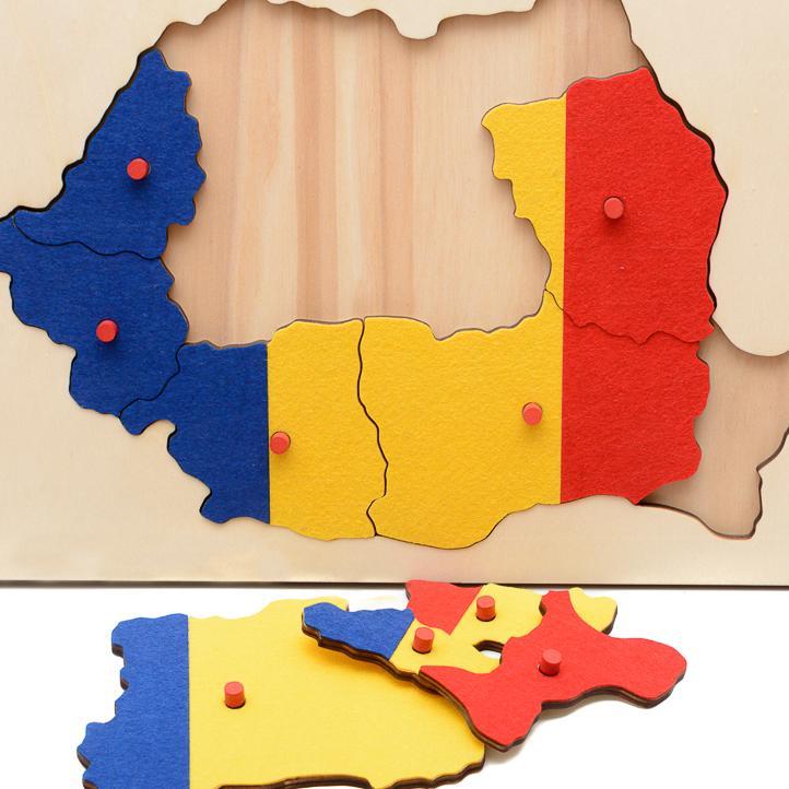 HAI SĂ ÎNVĂŢĂM DESPRE ROM NIA! - steag  - 9127