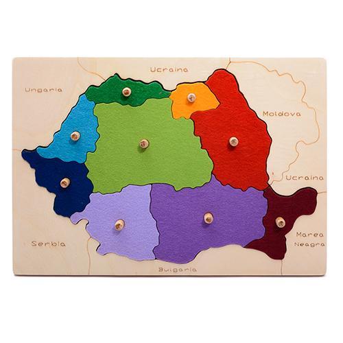 HAI SĂ ÎNVĂŢĂM DESPRE  ROMÂNIA!  - regiuni istorice