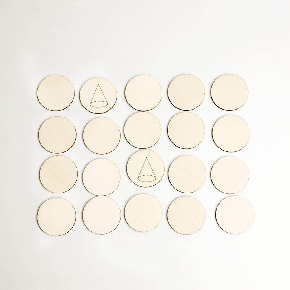 JOC DE MEMORIE - volume geometrice - 9145