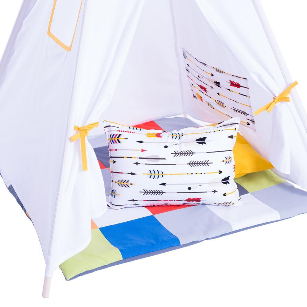 LA CINTA - cort de joacă teepee - 8740