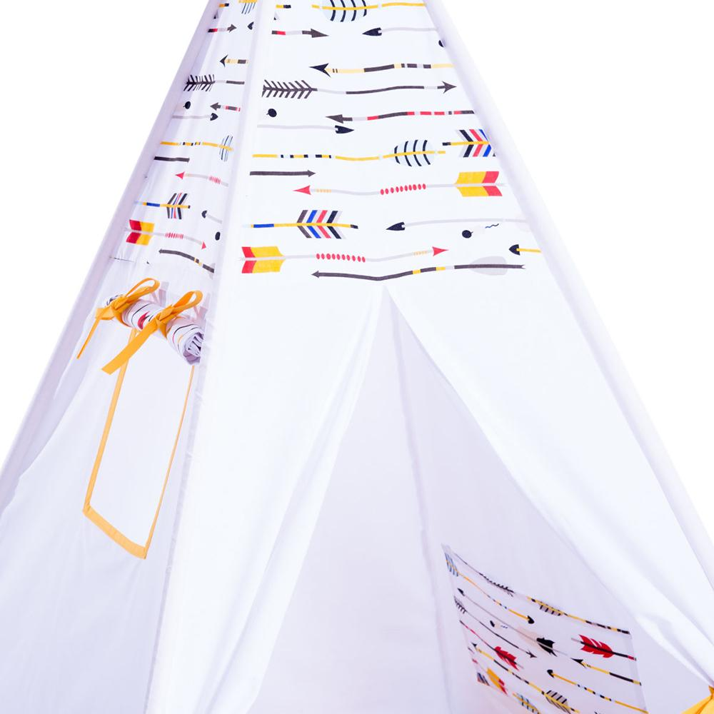 LA CINTA - cort de joacă teepee - 8741