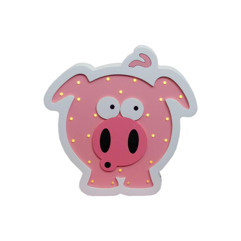LITTLE PIG - lampa veghe