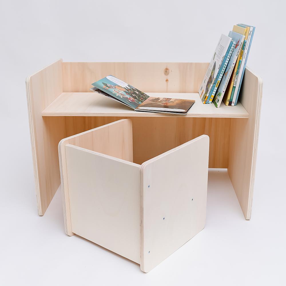 Masa cub multifuncțional montessori