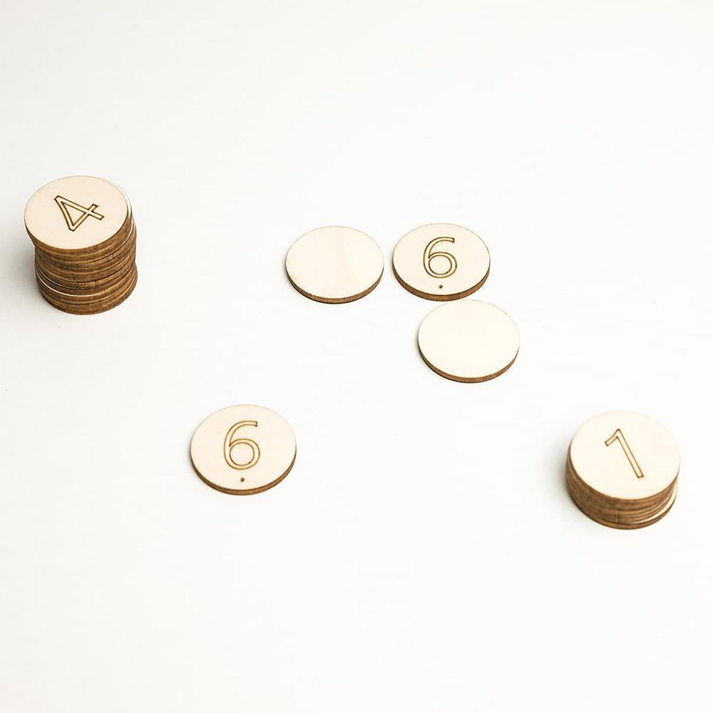 MEMO GAME - cifre - 529