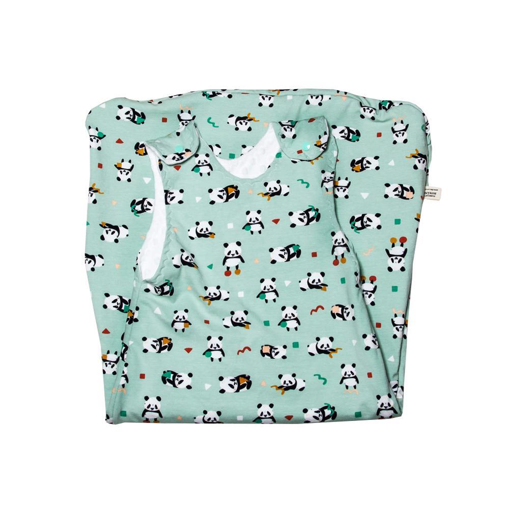 MINT PANDA - sac de dormit
