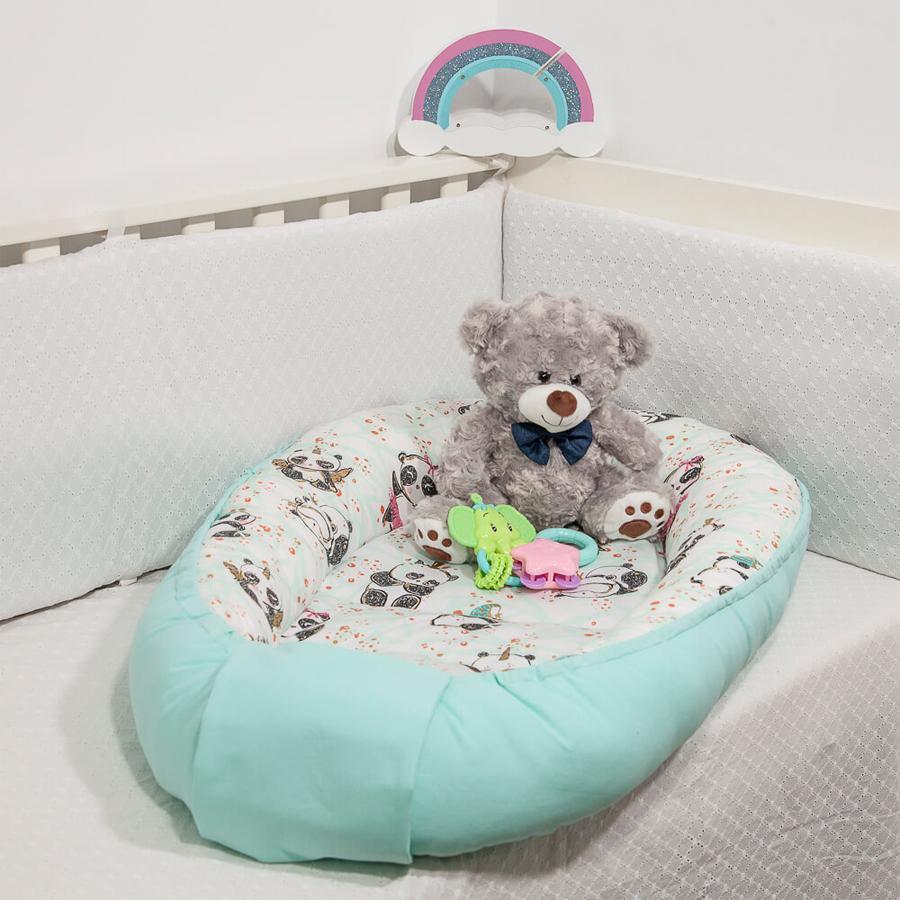 PANDA - culcuș babynest - 6591