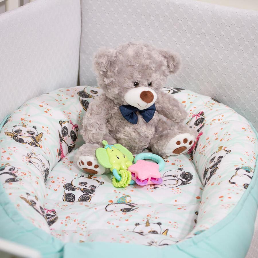 PANDA - culcuș babynest - 6592