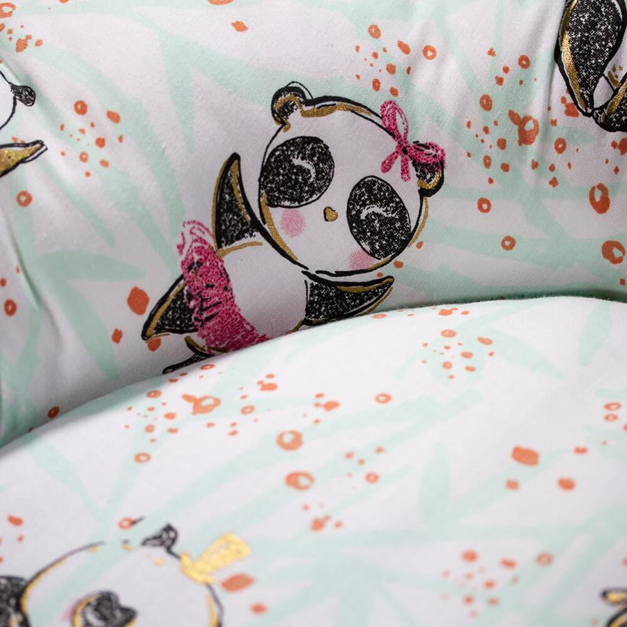 PANDA - culcuș babynest - 6593