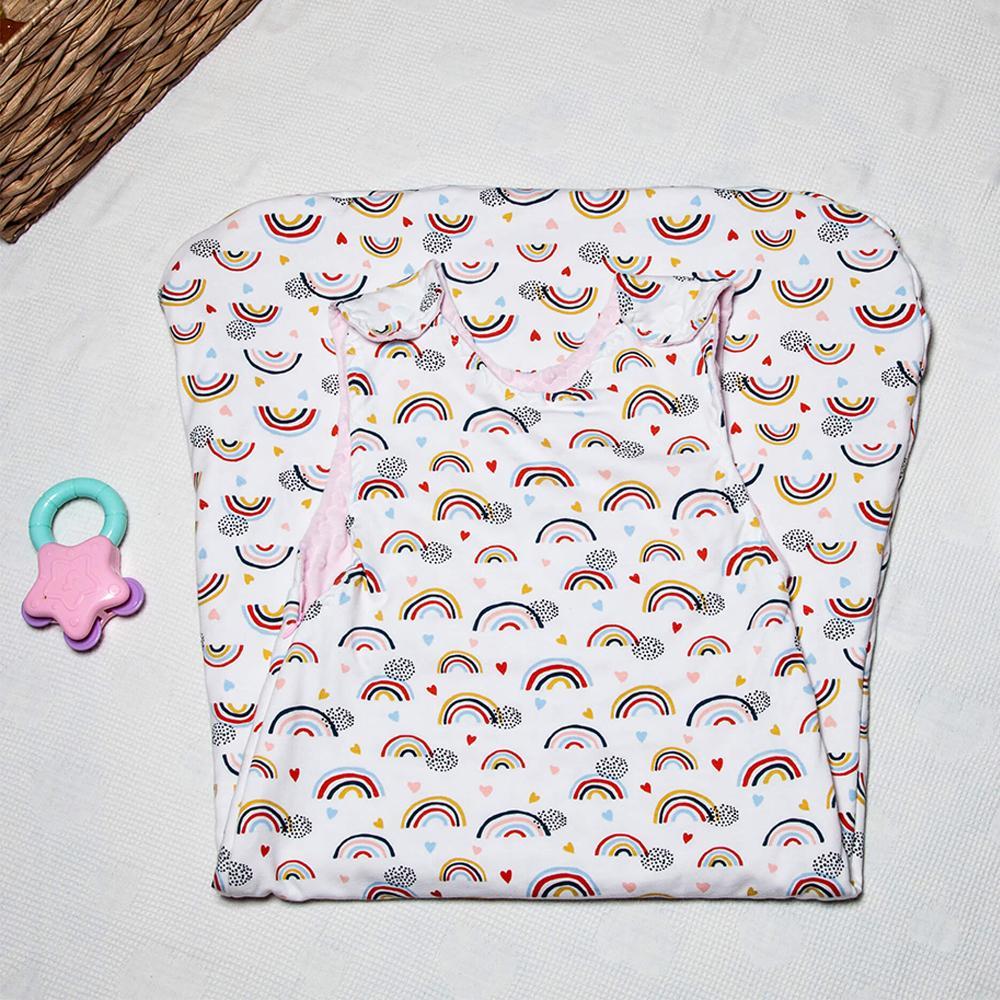 PINK RAINBOW - sac de dormit - 2941