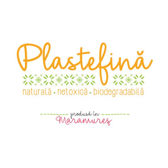PLASTEFINĂ - Plastelină naturală