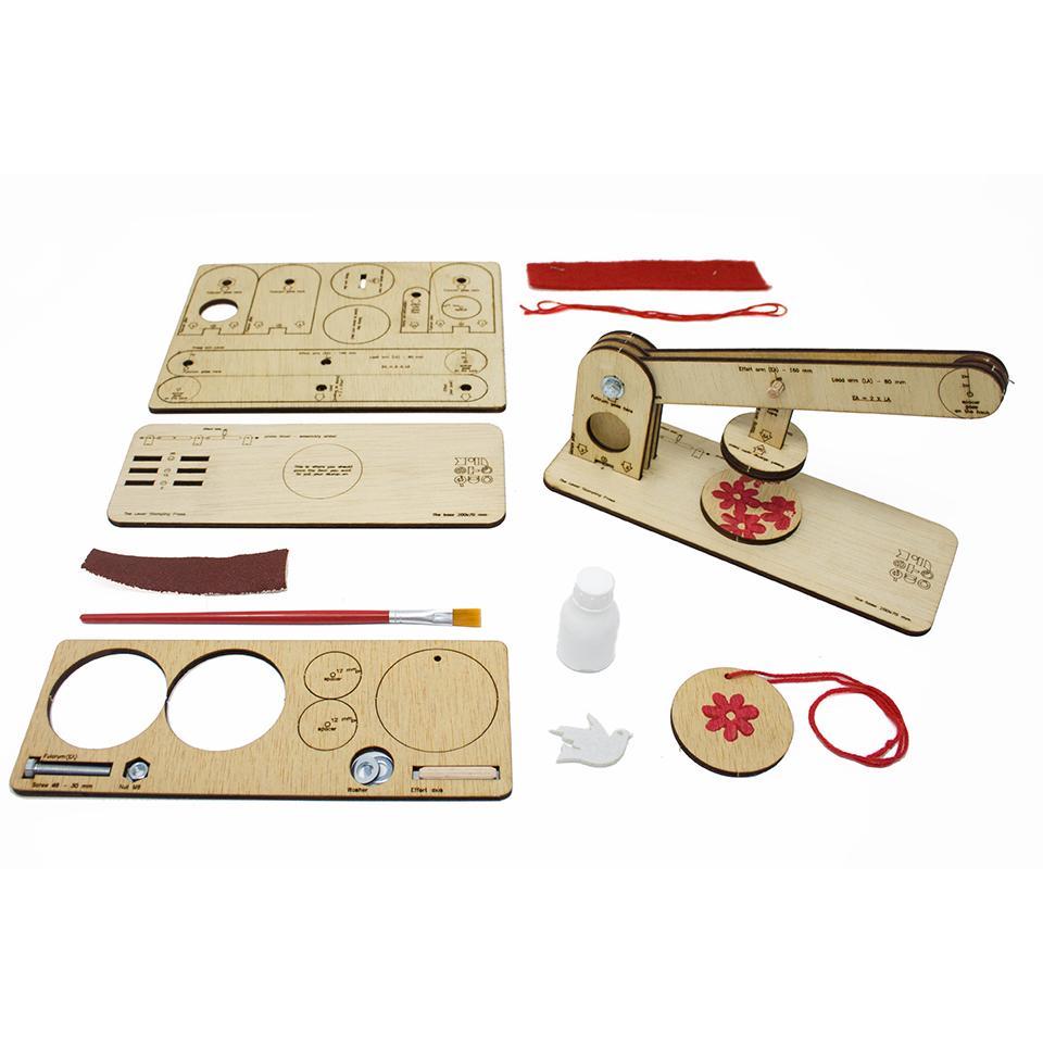 PRESA DE ȘTAMPILE - kit de asamblare