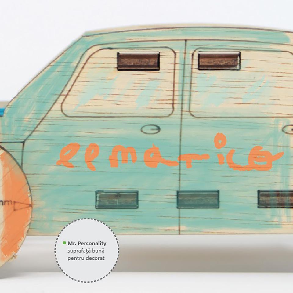 RUBO CAR - kit de asamblare - 6986