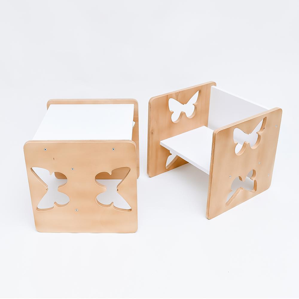 Scaun cub multifuncțional fluturași - 279