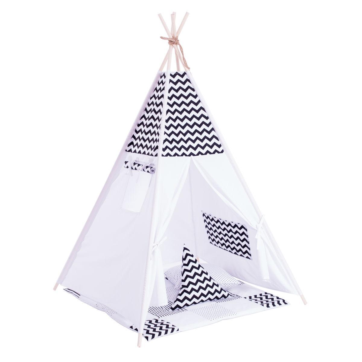 ZIG ZAG - cort de joacă teepee - 3122